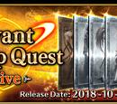 Servant Rank Up Quests Part V (US)
