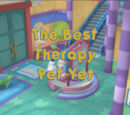 The Best Therapy Pet Yet