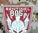805th Spartan Rangers Battalion