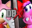 Amy vs Birdo