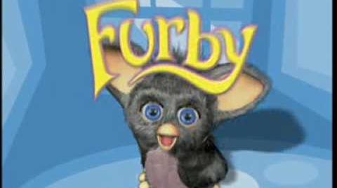 Furby ident spot RTL4