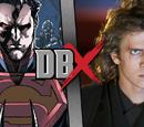 Anakin Skywalker vs Injustice Superman