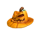 Pumpkin Fedora
