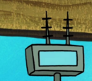 Krusty Plankton cash register