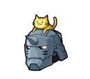 Alphonse's Head (Cat) (Gear)