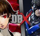 Nightwing vs Makoto Niijima