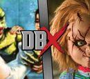 Chucky vs Gilman