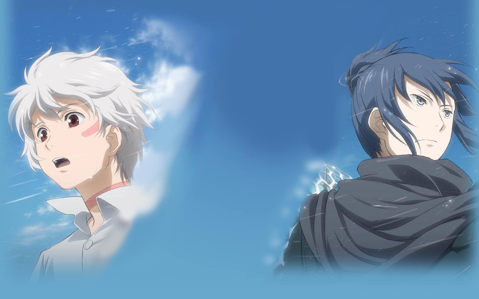 No 6 Anime Characters : ⭐ an unpopular anime no ⭐ anime amino
