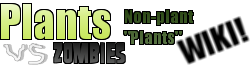 "PlantsVsZombies Non-plant ""Plants&quo"