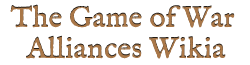 The Game of War Alliances Wikia