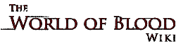 World of Blood Wiki