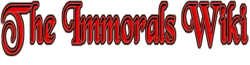 The Immorals Wiki