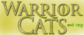 Warrior Cats mit Rpg Wiki
