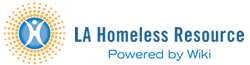 Los Angeles Homeless Resource Wiki
