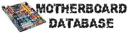 Motherboard Database Wiki