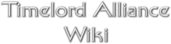 The Timelord Alliance wiki