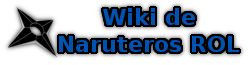 Wiki Naruteros Rol