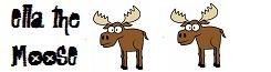 Ella the Moose