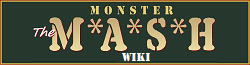 The Monster M*A*S*H Wiki