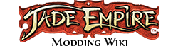 Jade Empire Modding Wiki