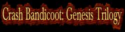 Crash Bandicoot: Genesis Trilogy Wiki