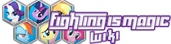 My Little Pony: Fighting is Magic Wiki