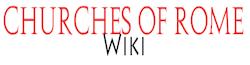 Churches of Rome Wiki