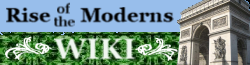 Rise of the Moderns Wiki