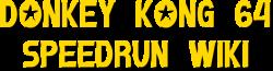Donkey Kong 64 Speedrun Wiki