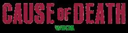 Cause of Death Wiki