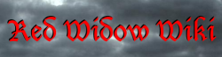 Red Widow Wiki