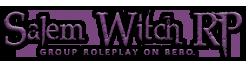 Salem Witch Roleplay Wiki