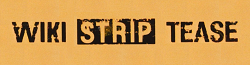 Wiki Strip-Tease