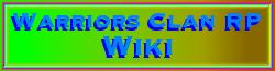 Warriors Clan Rp Wiki