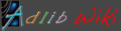 Adlib Wiki