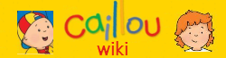Caillou Wiki