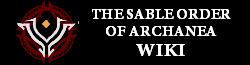 The Sable Order of Archanea Wiki