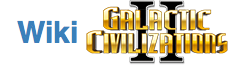 Wiki Galactic Civilizations 2