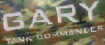 Gary: Tank Commander Wiki