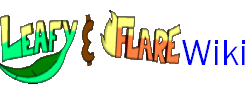 Leafy and Flare Wiki