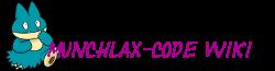 Munchlax-code Wiki