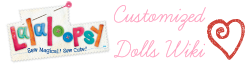 Lalaloopsy Customized Dolls Wiki