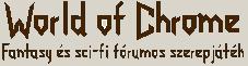World Of Chrome-wiki